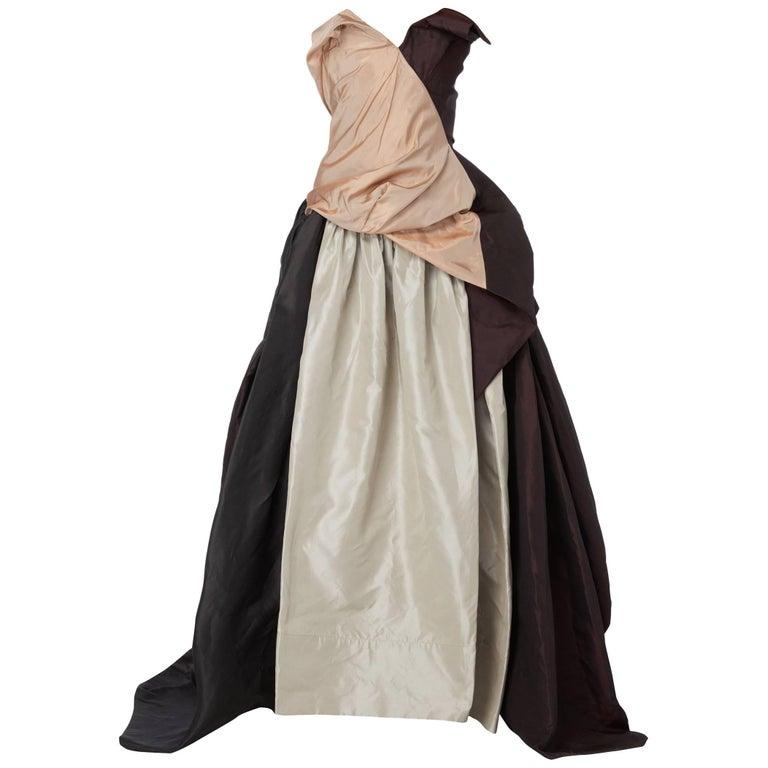 Vivienne Westwood Haute Couture Evening Gown, circa 1990