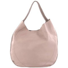 Salvatore Ferragamo Aria Hobo Leather Large