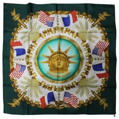 Hermes Liberty Centennial Scarf