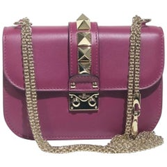 "Valentino Small Rockstud Nwt Shoulder Bag (Size - 8""L x 6""H x 2.5""W)"