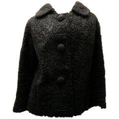 Persian Lamb Coat - Black