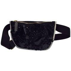 Marni Embellished Black NWT Waistbag