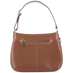 Louis Vuitton Turenne Handbag Epi Leather GM
