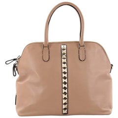 Valentino Va Va Voom Bowling Bag Leather Medium