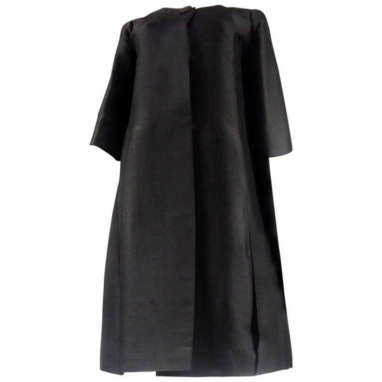 Jean Dessès Haute Couture Coat Numbered 9133