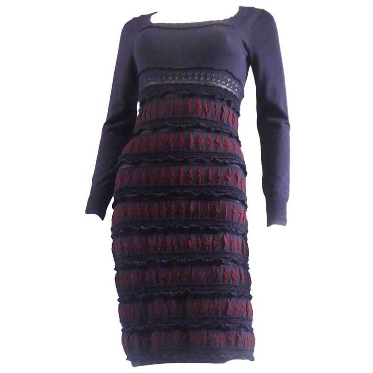 Azzedine Alaïa Bodycon Dress