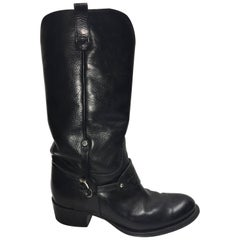 Ralph Lauren Mid Calf Boots