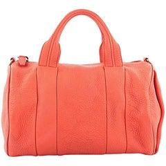 Alexander Wang Rocco Satchel Leather