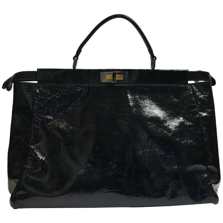 Fendi Peek-A-Boo Handbag