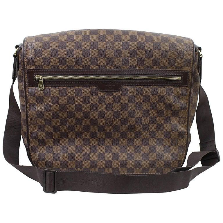 013ea5bcfda74 Louis Vuitton Damier Eeben Spencer Crossbody Tasche   Koffer im ...