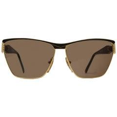 1980's Helena Rubinstein Sunglasses HR 301