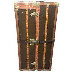 Louis Vuitton Peggy Guggenheim Monogram Wardrobe Trunk