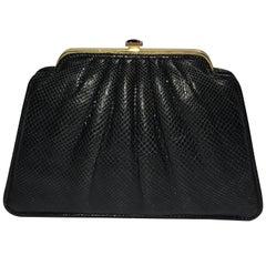 Judith Leiber Onyx Handbag