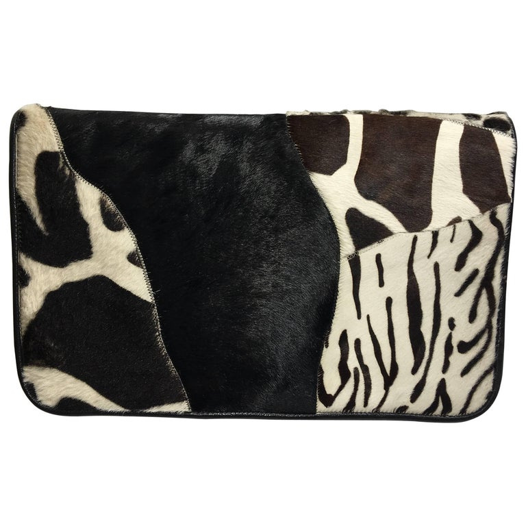 Carlos Falchi Clutch
