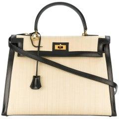 Hermes Vintage Kelly Sellier 35 Bag