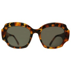 1980's  Christian Lacroix Sunglasses 6715