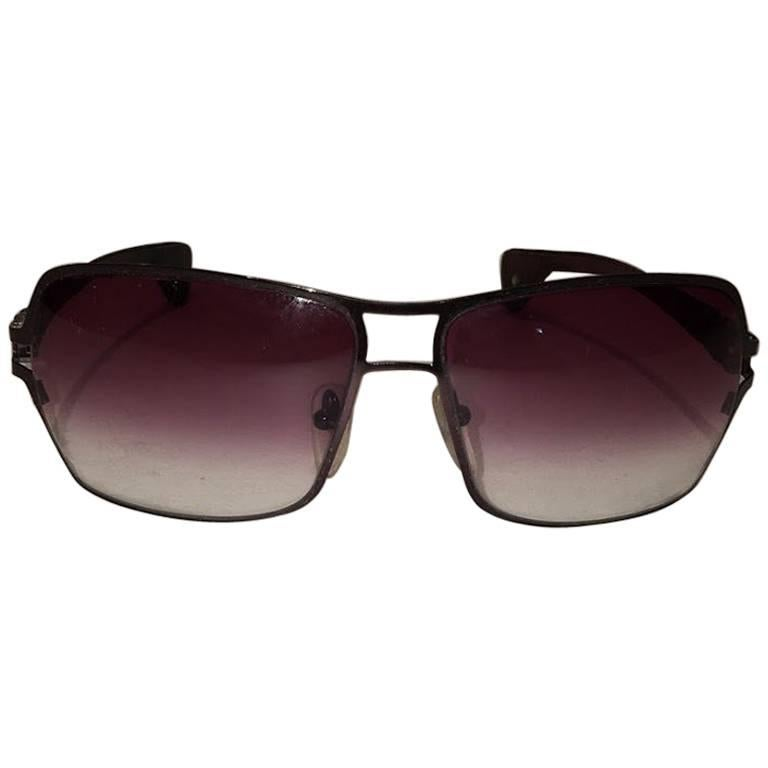 c1f0bb6c3e34 Chrome Hearts Sunglasses at 1stdibs