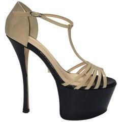 Giuseppe Zanotti T-Strap Heels