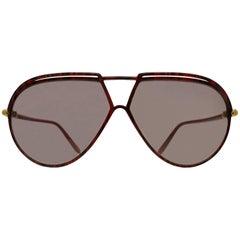 1980's Yves Saint Laurent Sunglasses 8129