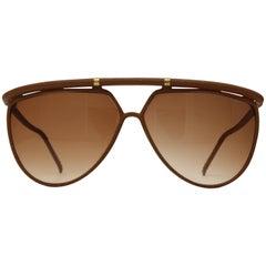 1980's Yves Saint Laurent Sunglasses 8633