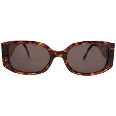 1980's Courrèges Sunglasses 9526