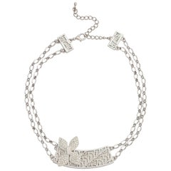 Christian Dior Choker Necklace by John Galliano