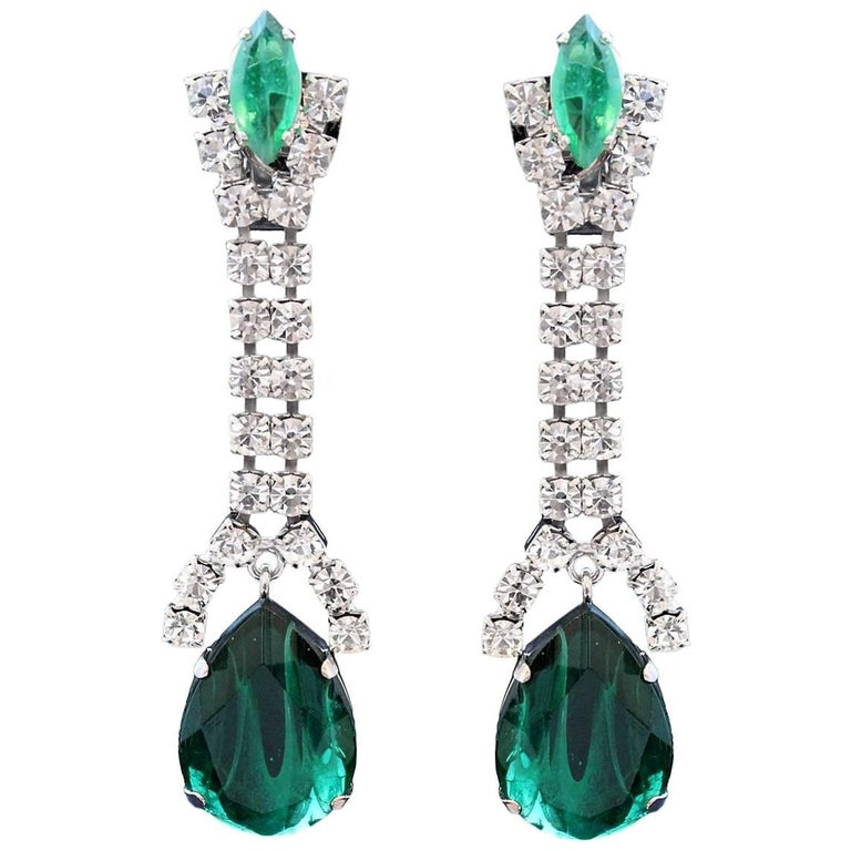 Carlo zini emerald pendants for sale at 1stdibs carlo zini emerald pendants for sale aloadofball Choice Image
