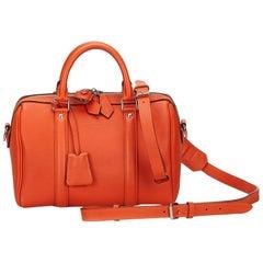 Louis Vuitton Orange SC Bag BB