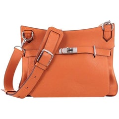 Hermes Eclat Jypsiere Handbag Clemence 34