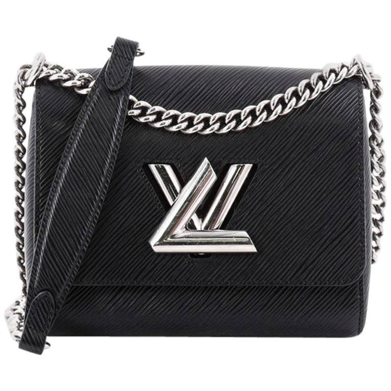 Louis Vuitton Twist Handbag Epi Leather Pm For