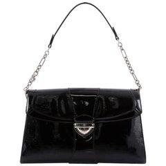 Louis Vuitton Lena Chain Pochette Electric Epi Leather