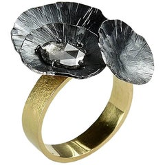 Lilly Pad Ring