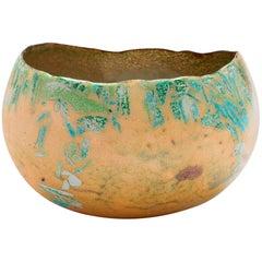 Floral Conglomeragte Bowl