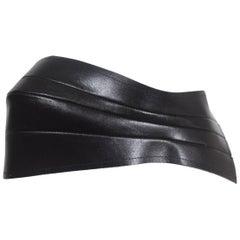 Comme des Garcons 2010 Collection Leather Belt