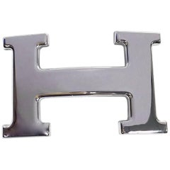 Hermes H Constance Belt Buckle for 32mm Strap Box and Dustbin