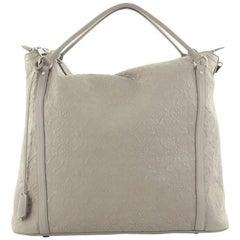 Louis Vuitton Antheia Ixia Leather GM Handbag