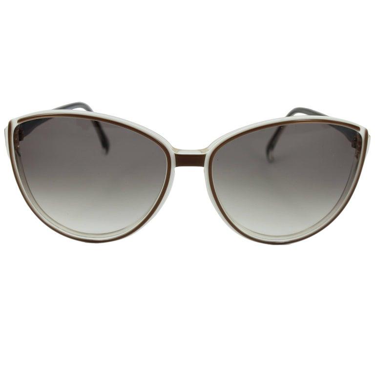 1970´s Nina Ricci Sunglasses 1008