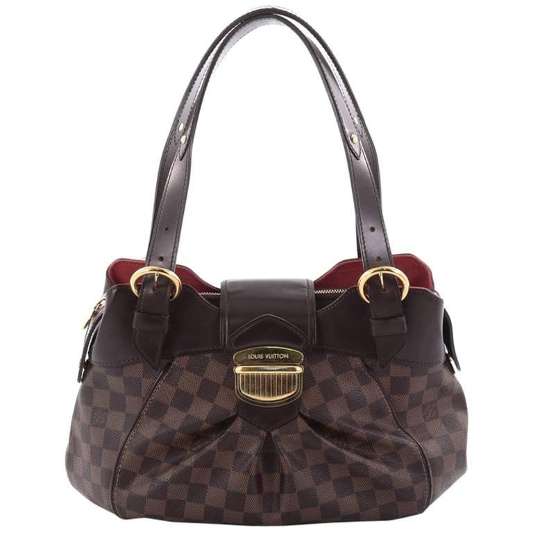 Louis Vuitton Sistina Handbag Damier PM at 1stdibs