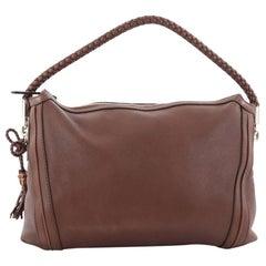 Gucci Bella Hobo Leather Medium