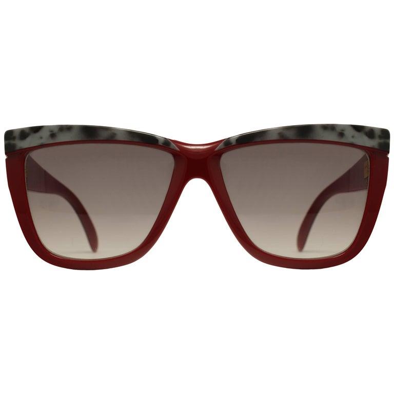 1980´s Charles Jourdan Sunglasses 8757