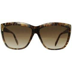 1980´s Charles Jourdan Sunglasses 9093