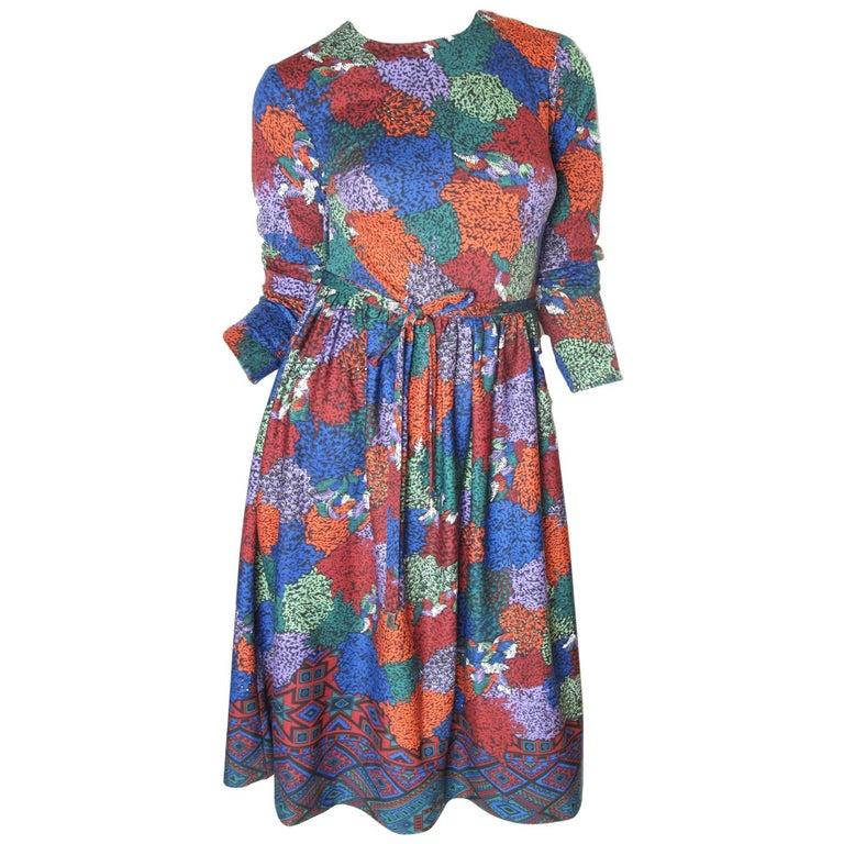 1970s Lanvin dress
