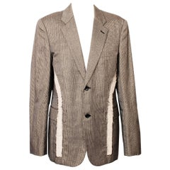 Comme des Garcons Metallic Thread Men's Jacket