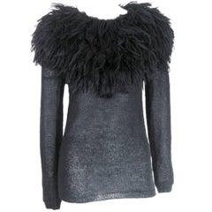Comme des Garcons 1995 Collection Lion's Mane Sweater