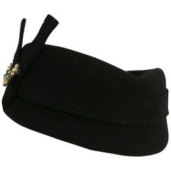 1940s V for Victory Army Style Women's Hat