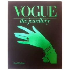 Vogue The Jewellery Hard Cover Book in Presentation Box by Carol Woolton