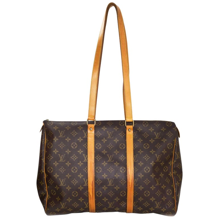 1d80617cff9427 Louis Vuitton Monogram Sac Flanerie 45 Travel Bag For Sale at 1stdibs