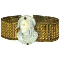 Medici Prince Fine Cameo Bracelet