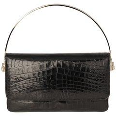 Judith Lieber Black Evening Bag