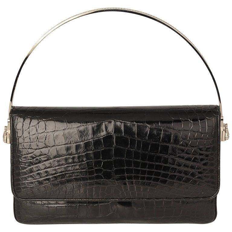 Judith Lieber Black Evening Bag